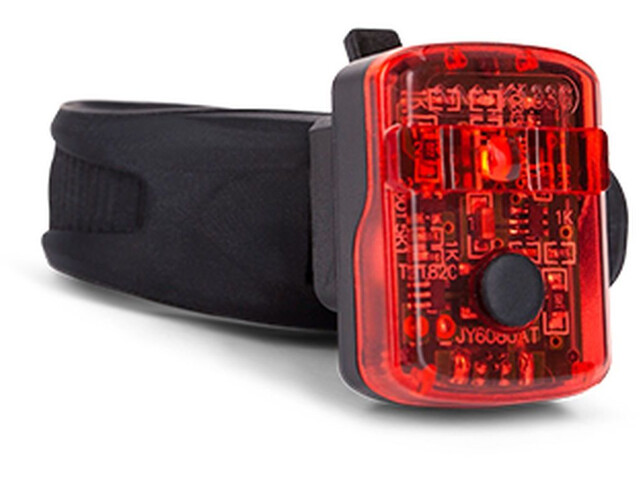 Cube RFR Tour USB Éclairage arrière, black